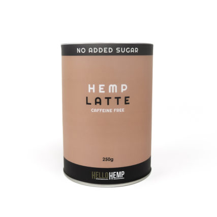 Hello Hemp - Hemp Latte