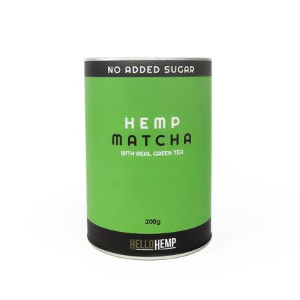 Hello Hemp - Hemp Matcha