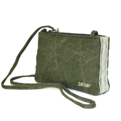 Sativa - Triple Hand Hemp Bag