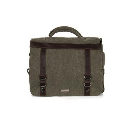 Sativa - Nine to Five Hemp Messenger Bag