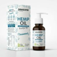 Pawsome Organics - Seaweed and Hemp Oil