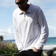 Afends - Daly Hemp Long Sleeve Polo