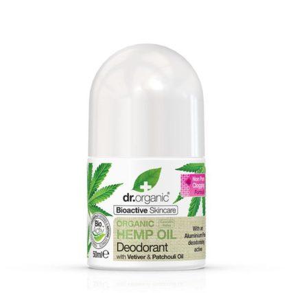 Dr Organic - Hemp Deodorant