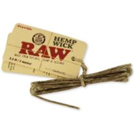 Raw - Hemp Wick 3.3ft - 1m
