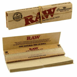 Raw - Classic King Size With Tips