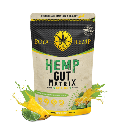 Royal Hemp - Hemp Gut Matrix Pineapple Lime