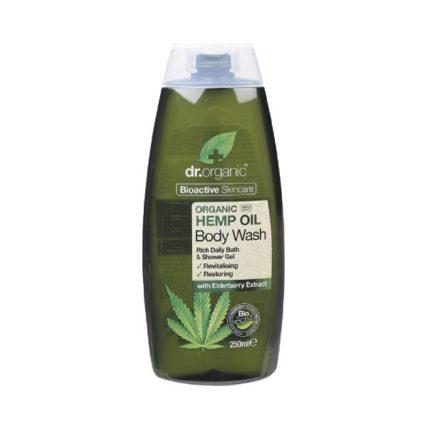 Dr Organic - Hemp Oil Body Wash