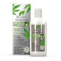 Dr Organic - Hemp Rescue Shampoo