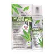 Dr Organic- Restoring Hemp Scalp Treatment