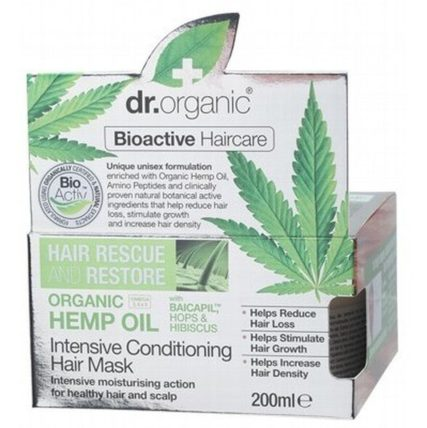 Dr Organic - Intensive Conditioning Hair Mask