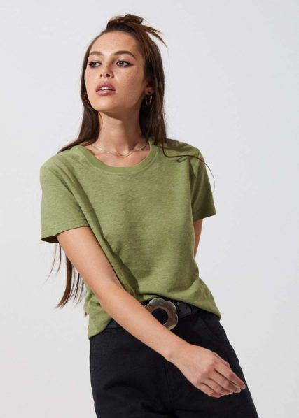 Afends - Hemp Basics Standard Fit Tee