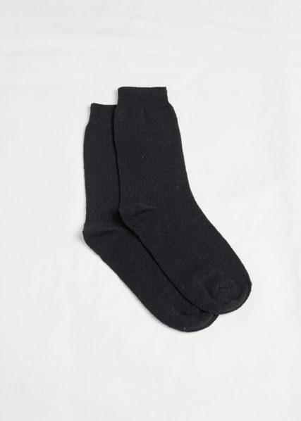 Hemp Clothing Australia - Daily Hemp Socks - Black