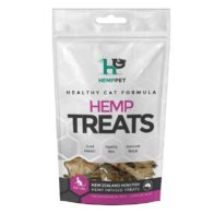 HempPet -  New Zealand Hoki Hemp Infused Treats for Cats