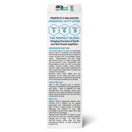 HempPet - Hemp Oil Blend with Hoki Fish & MCT Oil for Dogs 100ml