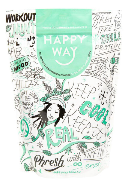 Happy Way Hemp Protein