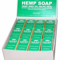 Green Hemp - Unscented Soap Box 36pcs