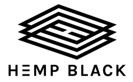 Ananda Health - Hemp Black Fusion Face Mask - Black/Green - Small (Youth)