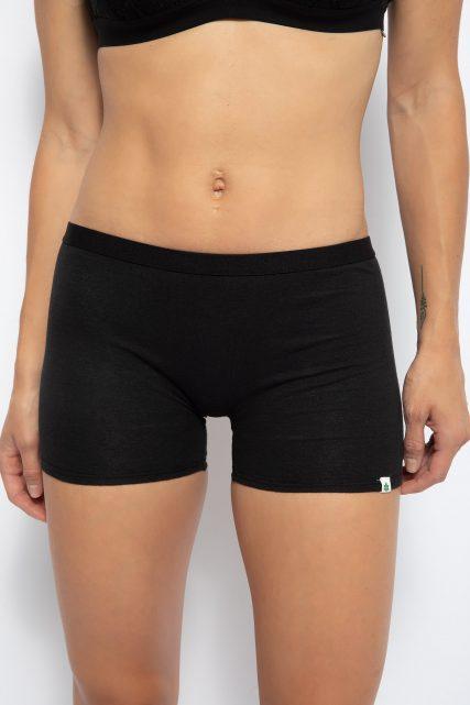 WAMA - Hemp Boy Shorts - L