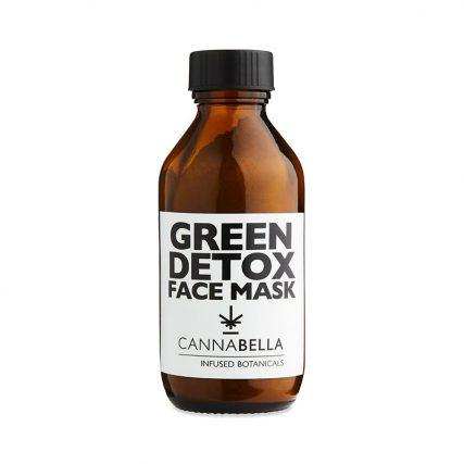 Cannabella - Green Detox Face Mask - 60g