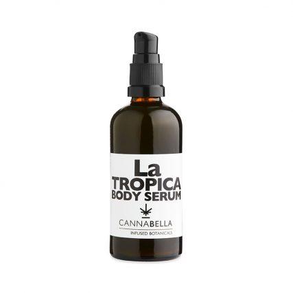 hemp store cannabella after sun body serum la tropica body serum