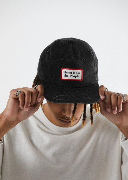 Afends - For the People - Hemp Snapback Cap