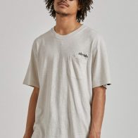 Afends - Mass Power - Hemp Retro Fit Tee
