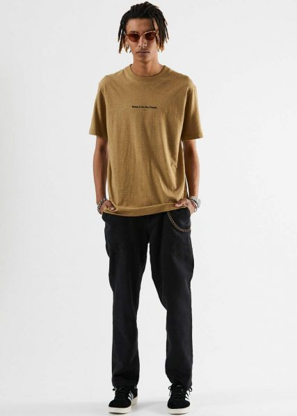 Afends - For the People - Hemp Retro Fit Tee