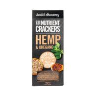 hemp store hemp discovery superfood nutrient crackers hemp and oregano