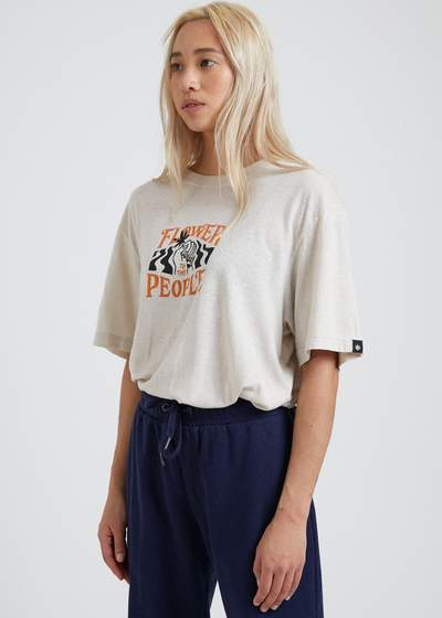Afends - Power Plant - Hemp Retro Fit Tee