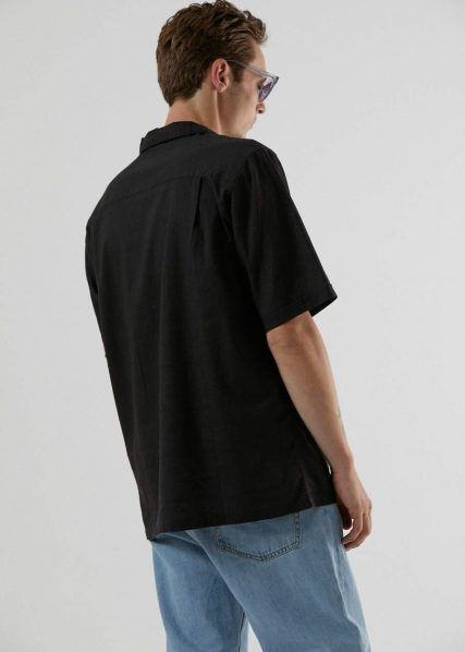 Afends - Miles Away - Hemp Cuban Shirt