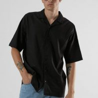 Afends - Miles Away - Hemp Cuban Shirt