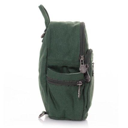 Sativa - Compact Trio Hemp Backpack