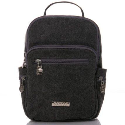 Sativa Compact Trio Hemp Backpack