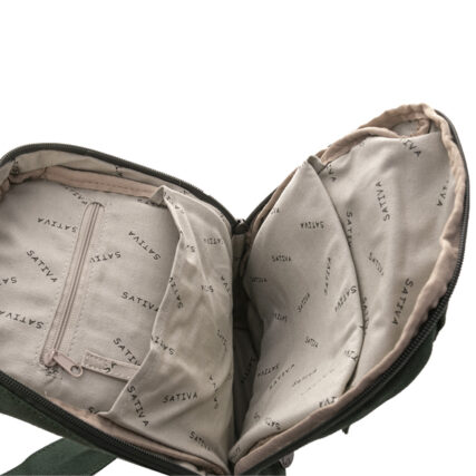 Sativa - Sling Hemp Bag