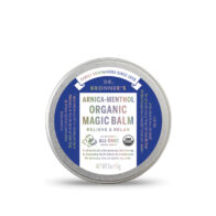 Dr. Bronner's - Organic Shaving Soap Lemongrass Lime 207ml