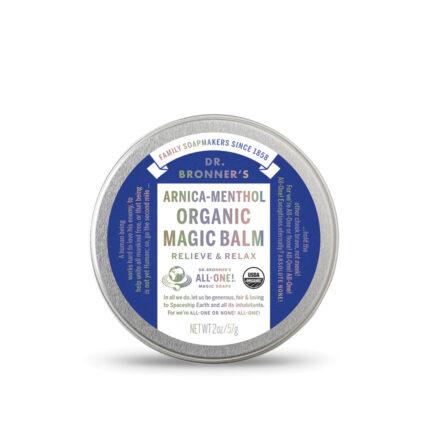 Dr. Bronner's - Organic Shaving Soap Lemongrass Lime 207ml