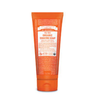 Dr. Bronner's- Organic Shaving Soap Tea Tree 207ml