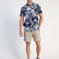 Braintree Australia Mens 100% Hemp Drawstring Shorts