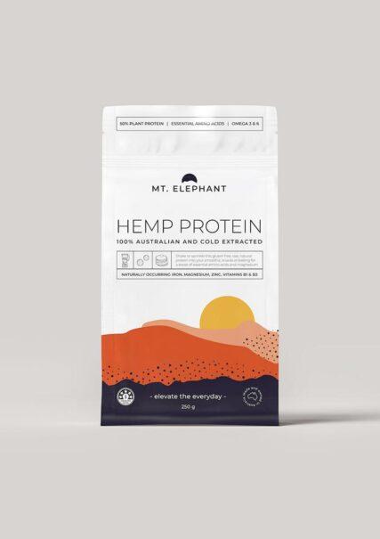 hemp store mt elephant hemp protein 250g