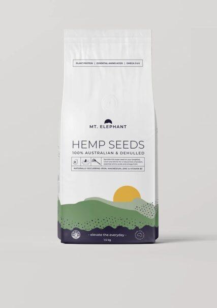 hemp store mt elephant hemp seeds 1.5kg