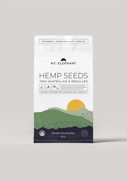 hemp store mt elephant hemp seeds 250g