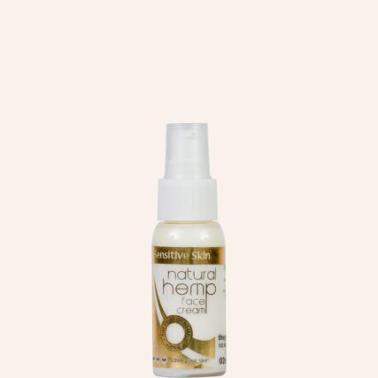 The Good Oil - Hemp Seed Facial Creme Sensitive Skin - 50ml