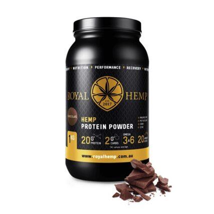 Royal Hemp - Hemp Protein - Himalayan Salted Caramel - 1kg