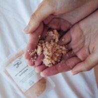 hemp store hemp salt body scrub dope skin co himalayan pink salt hemp body scrub_ hemp body scrub