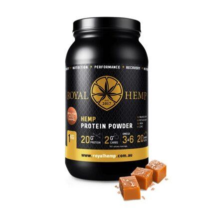 Royal Hemp - Hemp Protein Himalayan Salted Caramel 1kg