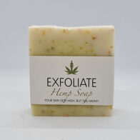hemp store herb prophecy exfoliate hemp soap