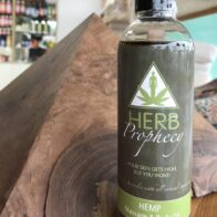 Hemp store herb prophecy hemp massage and body oil