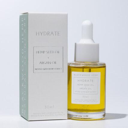 Blackwood Hemp - Hydrate Face Serum - 60ml