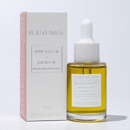 Blackwood Hemp - Rejuvinate Face Serum - 60ml