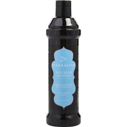 Marrakesh - Nourish Shampoo for Fine Hair - Light Breeze - 355ml